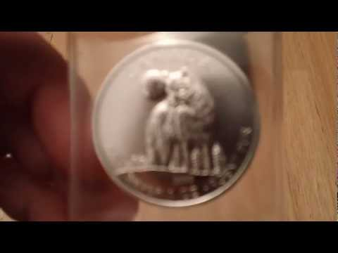 OH CANADA!!  Eye Popping Collector & Investor Silver Bullion Rounds