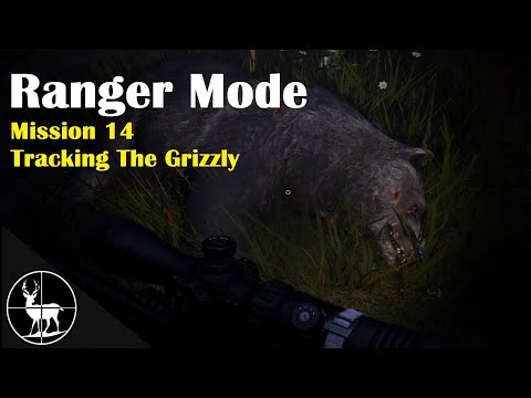 Mission 14: Tracking The Grizzly | A Ranger's Life | Hunting Simulator 2 |