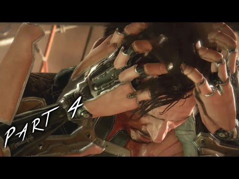 Deus Ex Mankind Divided Walkthrough Gameplay Part 4 - Talos (PS4)