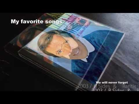 Andy williams album collection   I