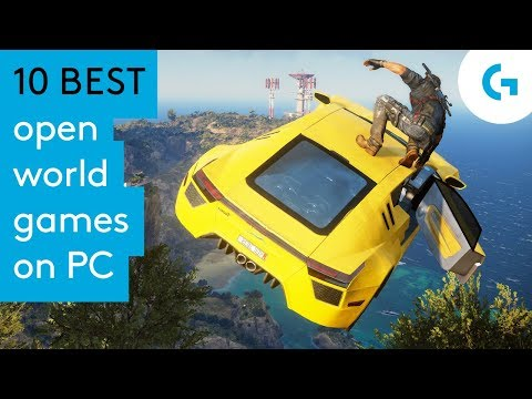 Best open world games for PC - YouTube