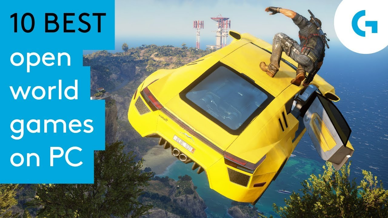 best open world games for pc