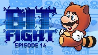 Super Mario Brothers 3 Endless Runner Challenge - BIT FIGHT #14