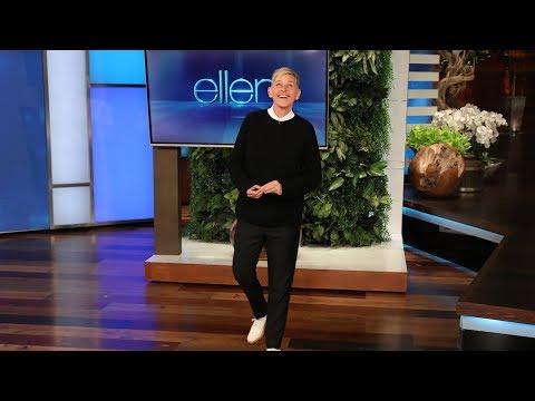 Ellen Learns a
