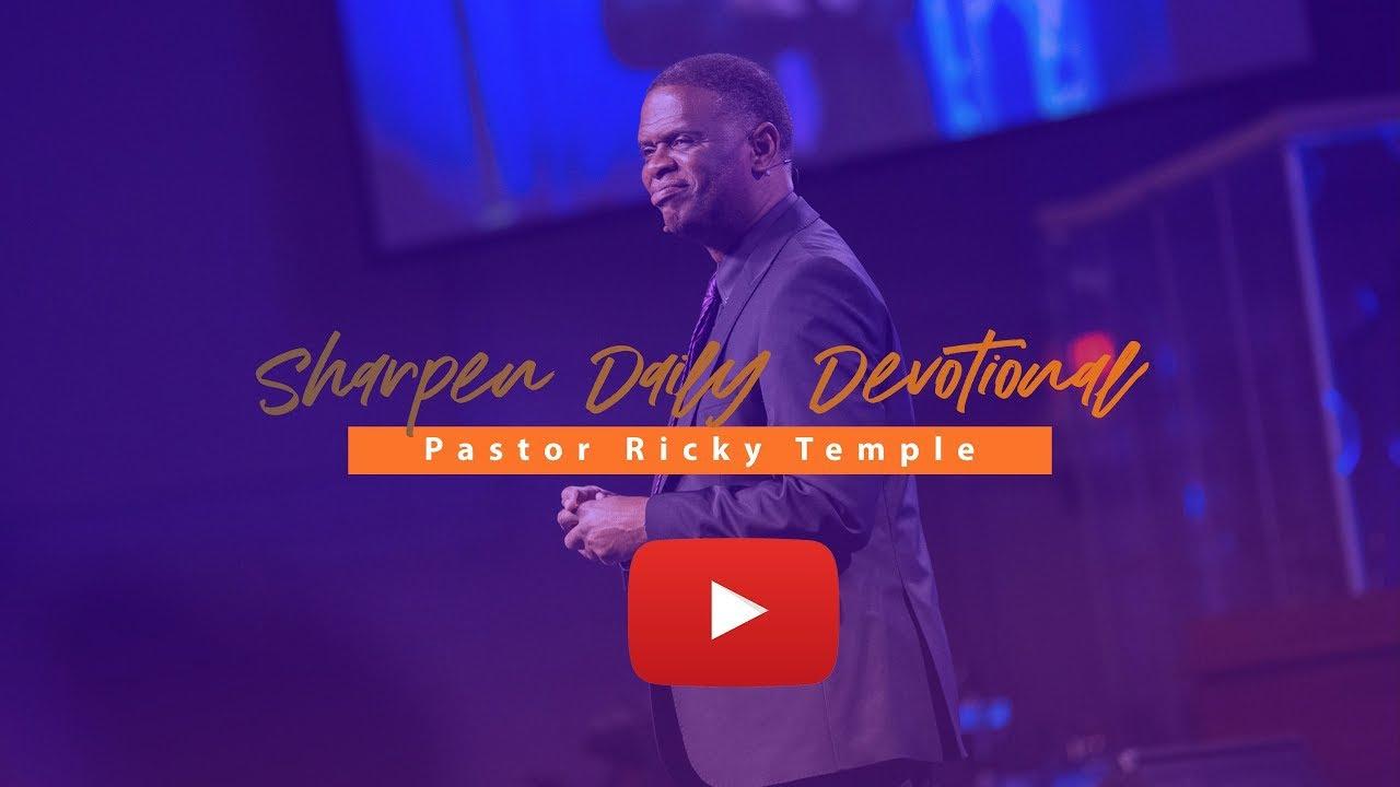 Sharpen Daily Devotional Day 125 [September 18, 2020]