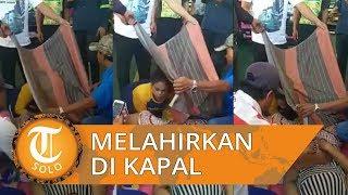 Seorang Penumpang Melahirkan Anak Di Kapal Kmp Jambo Vi