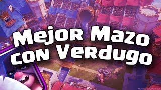 THE BEST HARNESS WITH THE EXECUTIONER!! | Clash Royale