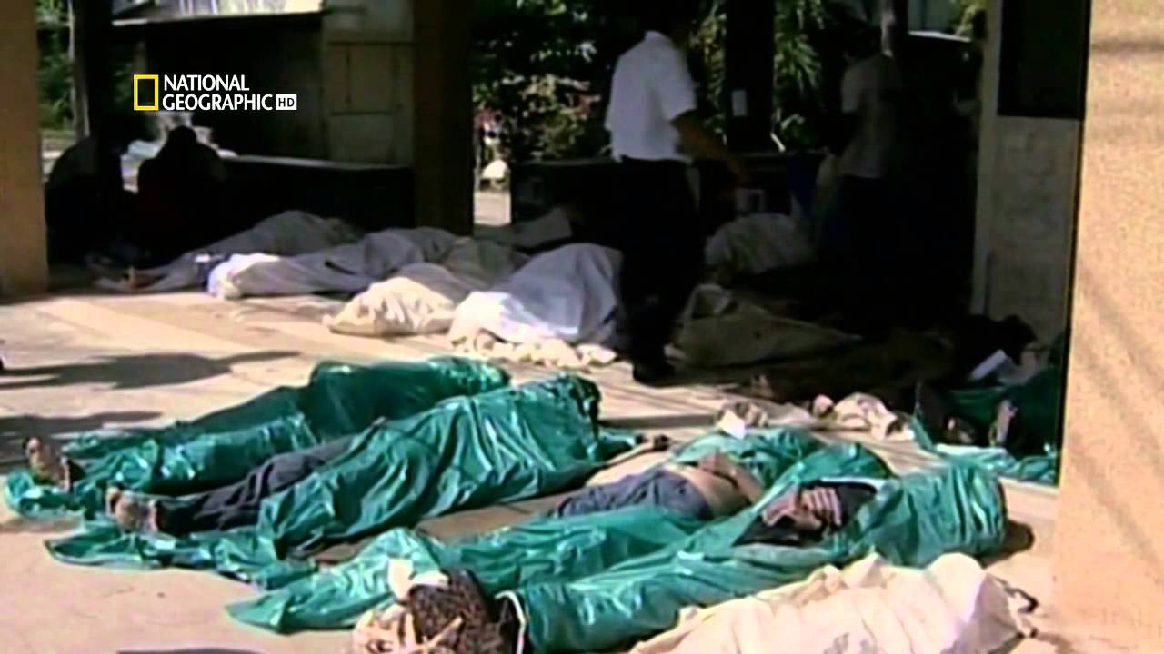 National Geographic Disaster Planet
