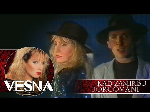 Vesna Zmijanac i Dino Merlin - Kad zamirisu jorgovani (1988)