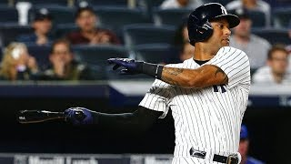 Aaron Hicks | 2018 Home Runs | HD