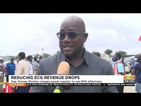 Dep. Energy Minister charges power supplier to use MMS effectively – Adom TV News (22-9-21)