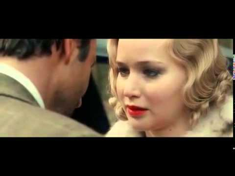 Jennifer Lawrence and Bradley Cooper's very intense kiss Online
