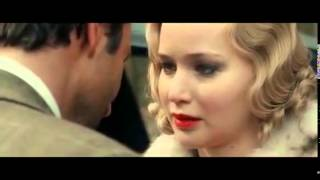 Jennifer Lawrence and Bradley Cooper's very intense kiss Online