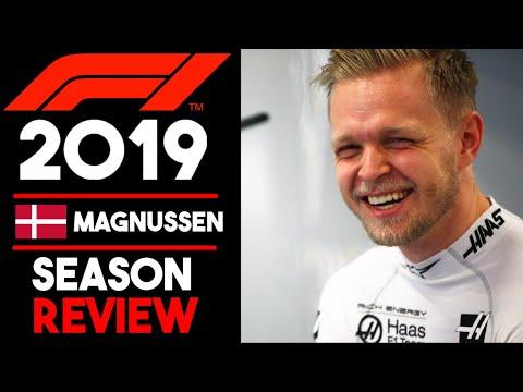 Kevin Magnussen F1 2019 Season Review