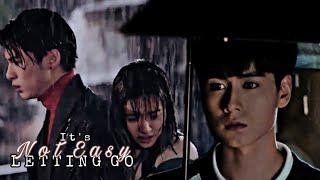 Hu Yi Tian X Shen Yue X Dylan Wang | It's Not Easy Letting Go (A Love Story)