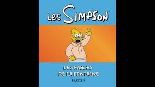 LES SIMPSON - HABRAM - Les Fables de la Fontaine Partie 3
