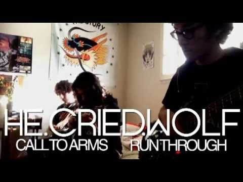 he.cried.wolf - Call To Arms ( Runthrough)