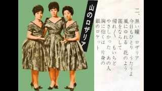 EP盤 レコード番号:SA-710 A面 1961年.