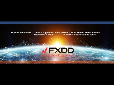 FXDD Global(Chinese) Company FX Trading Service