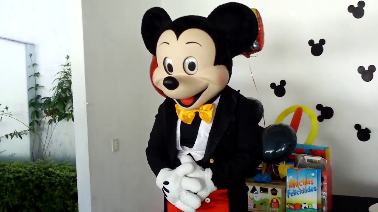 Fiestas Infantiles Guadalajara Presenta a Miky Mouse 2020