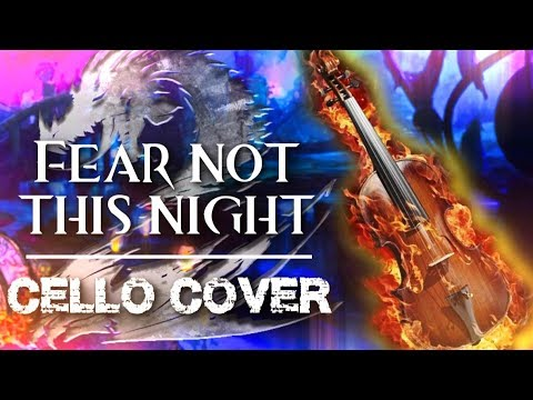 Fear Not This Night ► Cello Cover | Guild Wars 2 Music thumbnail