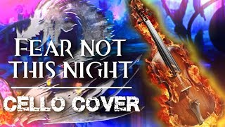 Fear Not This Night   Cello Cover - Guild Wars 2