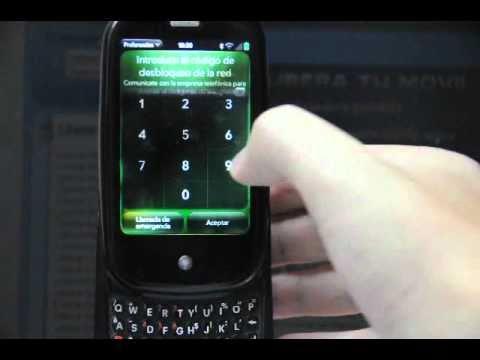 Liberar Palm Pre, cómo desbloquear Palm PRE de Movistar - Movical.Net
