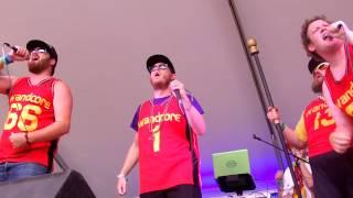 "Lil' Iffy - ""Blood And Treasure"" Live At Bonnaroo 2013"
