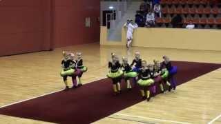 Обучение детей танцам. Показательные выступления