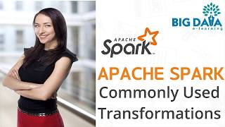 Apache Spark : Commonly used Transformations : Map, Filter, Flatmap Transformations