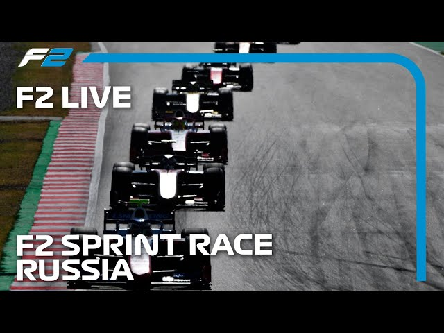 LIVE: Formula 2 Sprint Race! Russia