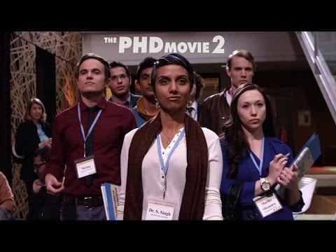 BEHIND THE SCENES - Sneak Peek at the New PHD Movie 2