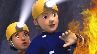 Fireman Sam US 🚒 Ellie The Firefighter | Fire Rescue | Best Rescue Compilation 🔥 Kids Movie