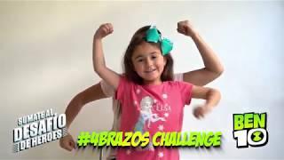 Desafío Challenge Ben 10 #4Brazos