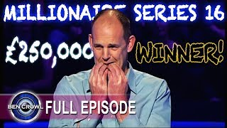 Who Wants to be a Millionaire Series 16 Episode 7 20th November 2004