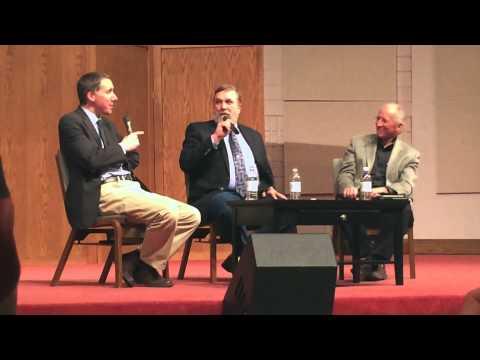 John Piper, Doug Wilson, and Tim Chester talk Eschatology