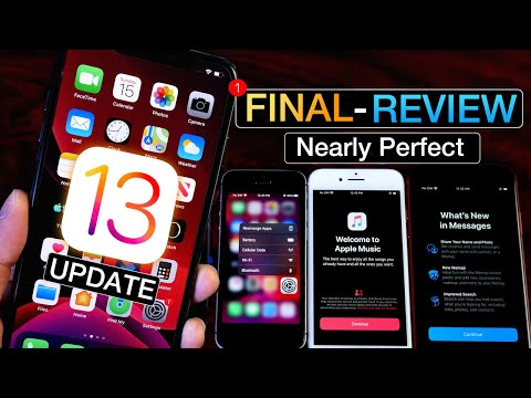 iOS 13 Final Review - Nearly a Perfect Update