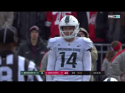 Ohio St Defense vs Michigan St (2017)