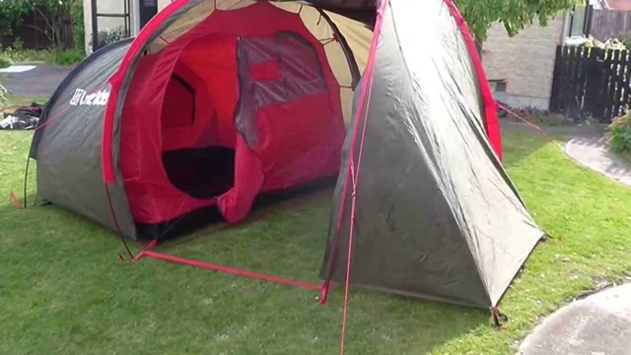 Lone Rider Tent & Lone Rider Tent - YouTube