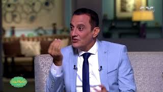 صاحبة السعادة | طارق علام يكشف عن قصة اطرف ضيف قابله في برنامج
