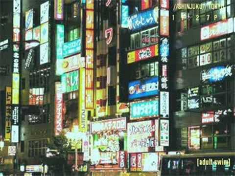 Adult Swim Bump Shinjuku Lights (FULL SONG)