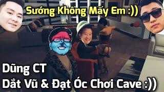 Fan Trực Tiếp Game #360: Dũng CT Gọi Cave Về Nhà Cho Vũ Ti Hồng & Đạt Óc Chơi :))
