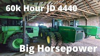 High Hour High Horsepower American Tractor Tour- Kubiak Farms Visit- On Tour Part 6