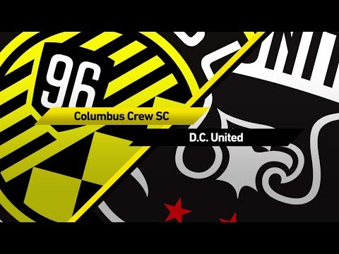 Highlights: Columbus Crew SC vs. D.C. United | September 30, 2017