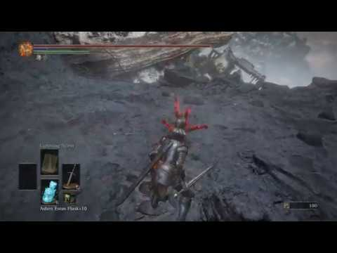 [Dark Souls 3] Lightning Storm Guaranteed BS Wake Up (Quick Showcase)