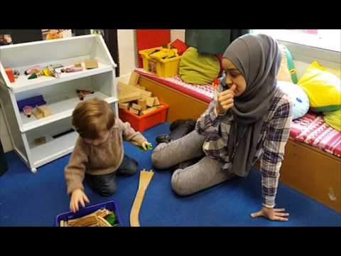 Childcare Training - A Day in the Life