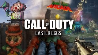 Repeat youtube video TOP 10 EASTER EGGS de CALL OF DUTY