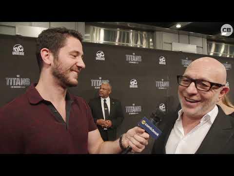 Akiva Goldsman Talks Titans
