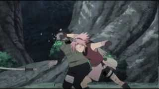 Sakura Haruno - Queen of the Fist