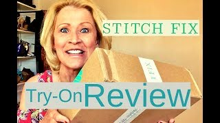 Stitch Fix Unboxing & Try On    April 2019